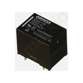 SPST-NO PCB Mount Non-Latching Relay, 48V dc