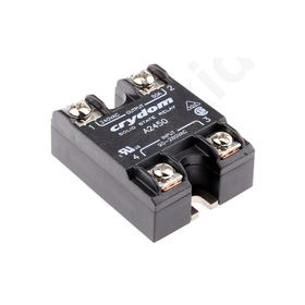 Solid State Relay, 280 V rms,50 A rms Surface Mount, Zero Crossing SCR