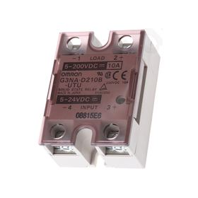Panel Mount Interface Relay Module Screw, 10A 5 > 24V dc