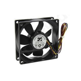 DC Axial Fan, 80 x 80 x 25.4mm, 69m³/h, 3.84W, 24 V dc
