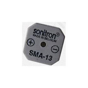 BUZZER SONITRON 14x6,5mm RM7,5 1,5-24V 75dB 3,0kHz