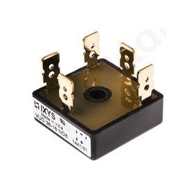VUO36-16NO8, 3-phase Bridge Rectifier Module, 35A 1600V, 5-Pin FO B B