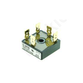VUO25-12NO8, 3-phase Bridge Rectifier Module, 25A 1200V, 5-Pin FO B B