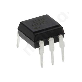 MOC3021 Triac Output Optocoupler, Through Hole, 6-Pin PDIP