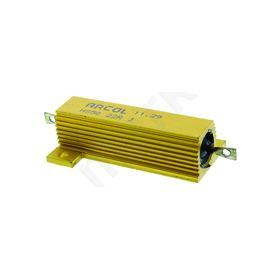 HS50 Series Aluminium Housed Axial Panel Mount Resistor, 22Ω ±5% 50W