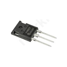 SPW47N60C3 N-channel MOSFET Transistor, 47 A, 650 V, 3-Pin TO-247