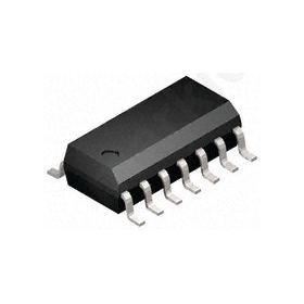 MM74HC132MX Quad 2-Input NAND Logic Gate 6 V 14-Pin SOIC