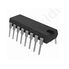 SN74LS161ANE4, 4-stage Binary Counter, Up Counter 5V, 16-pin PDIP