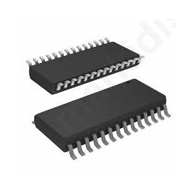 LTC1334CSWPBF, Multiprotocol Transceiver, 2/4-TX 2/4-RX 4-TRX, 28-Pin SOIC W