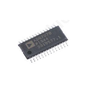ADG707BRUZ, Multiplexer Dual 8:1, 3 V, 5 V, 28-Pin TSSOP