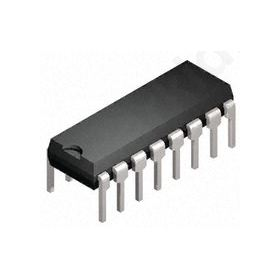 CD4026BE, 5-stage, Decade, Decade Counter/Divider, Up Counter, 3 - 18 V, 16-Pin PDIP