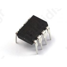 I.C LM1458-8P Operational amplifier; 1.1MHz; Channels:2; DIP8