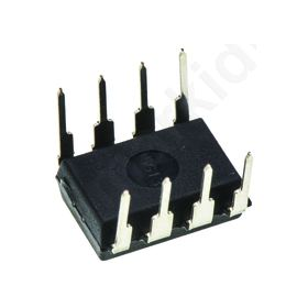 I.C RC4558P Dual Op Amp, 3MHz 1.7V/΅s, 8-pin PDIP