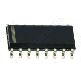 Ολοκληρωμένο  Serial/Parallel 2 > 6 V, 16-Pin SOIC