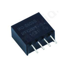 DC-DC Converter, Vin 4.5 > 5.5 V dc, Vout 5V dc, I/O isolation 1000V dc