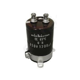 820΅F 450 V dc Aluminium Electrolytic Capacitor, QR Series 5000h 35 (Dia.) x 110mm