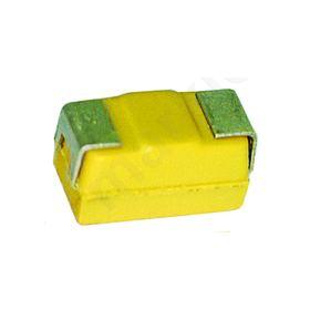 3.3μ F SMD Solid MnO2 Tantalum Electrolytic Capacitor, 25 V dc ±10%, TPS Series