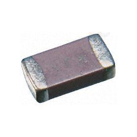 1206 C 1nF Ceramic Multilayer Capacitor, 50 V dc, +125°C, X7R Dielectric, ±10%