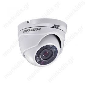 DS-2CE55C2P-IRM 2.8, Κάμερα Dome PICADIS 960H, εξωτερικού χώρου με σταθερό φακό 2,8 mm