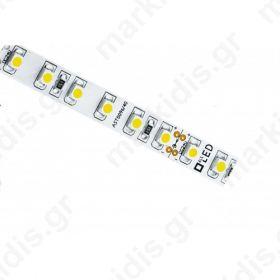 VK/24/3528/W/120, ΤΑΙΝΙΑ LED ΕΣΩΤ IP20 24V 9.6W/M