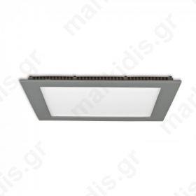 VK/04018/W/W, Φωτιστικό Led Εσωτερικού Χώρου/Φωτιστικό Οροφής Led