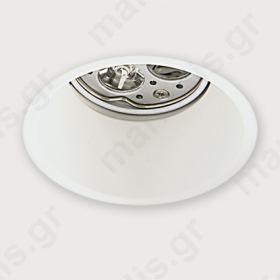 ΣΠΟΤ ΧΩΝΕΥΤΟ GU10 IP20 10105TG/W