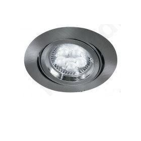 ΣΠΟΤ ΣΤΡΟΓΓΥΛΟ IP20 GU10 50W 11105CGU/W