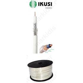 IKUSI CCI-179, Ομοαξονικό καλώδιο 75 Ohm υψηλής ποιότητας