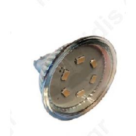 Λάμπα LED MR16 3WATT 12V SMD