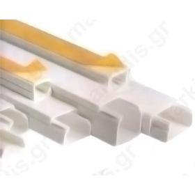 ΚΑΝΑΛΙ ΑΥΤΟΚΟΛΛΗΤΟ ΤΥΠΟΥ TPS 15x10mm 2 ΜΕΤΡΑ