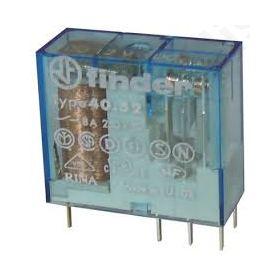 Ρελέ Ηλεκτρομαγνητικό 2ΕΠΑΦΩΝ 6VDC