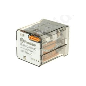 Non-Latching Relay Tab, 230V ac