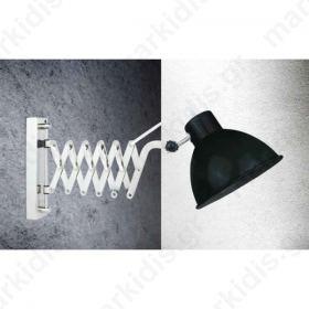 ΣΠΟΤ P12032-1W(BLACK) NOVO