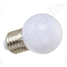 ΛΑΜΠΑ LED E27 4500K 4W PURE WHITE