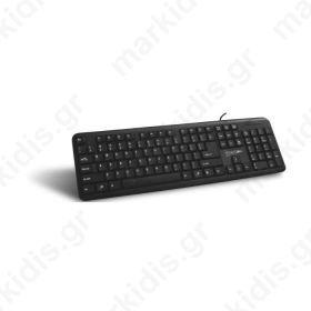 KB-150U, Πλήκτρολογιο Υ/Π Μέ Σύνδεση USB