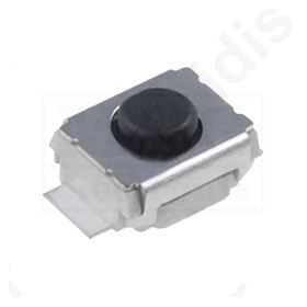 Microswitch; 1-position; SPST-NO; 0.05A/24VDC; SMT; 0.49N
