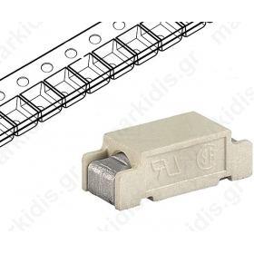 ΑΣΦΑΛΕΙΑ 1A/250VAC-DC SMD 11x4,6x3,9mm