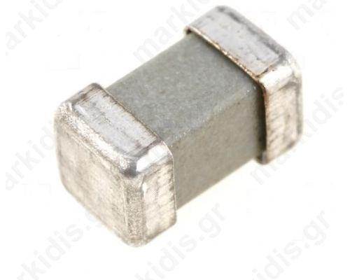ΑΣΦΑΛΕΙΑ 500ma 250VAC SMD 8x4,5x4,5mm