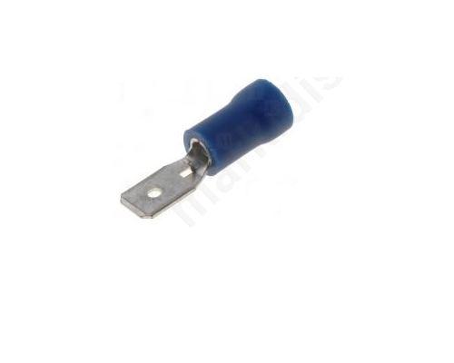 Ακροδέκτης Αρσενικός 4.8mm 0.5mm 1.5χ 2.5mm2