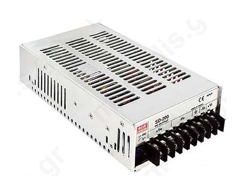 CONVERTER 72VDC /144VDC 200W