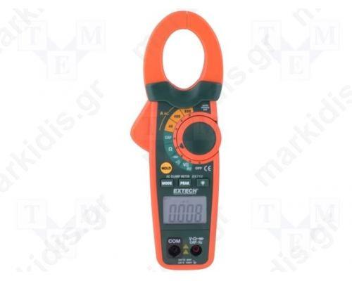 ΑΜΠΕΡΟΤΣΙΜΠΙΔΑ AC:40/400/800A f range:4kHz EXTECH EX710