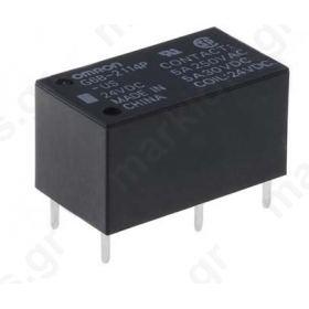 Ρελέ Ηλεκτρομαγνητικό 24VDC 8A G6B-1174P-US-24DC