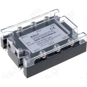 SOLID STATE RELAY 3-phase 50A ASR-3PH50AA-H