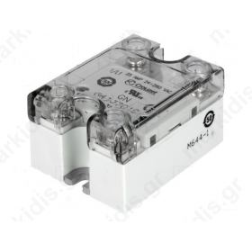 GN-25A Relay: solid state; Ucntrl:3-32VDC; 25A; 24-280VAC