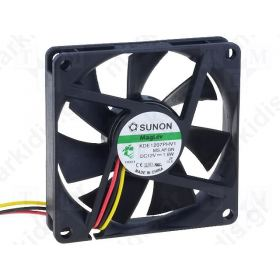 Fan: DC; 12VDC; 70x70x15mm; 45.9m3/h; 31.5dBA; Vapo; 1.9W; 4.5χ13.8V