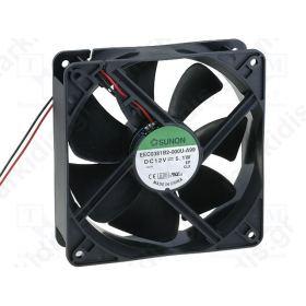 BLOWER 12VDC 120X120X38mm 5,1W ΡΟΥΛΕΜΑΝ