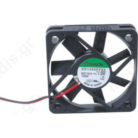 BLOWER 24VDC 50X50X10MM KD2405PFV1.GA