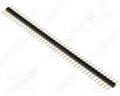Ακιδοσειρά 1X40 ίσια αρσενική 2mm