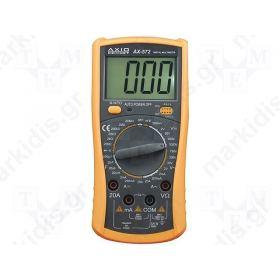 Πολύμετρο Ψηφιακό Axiomet AX-572