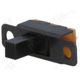 Διακόπτης συρταρωτός 2 θέσεων ON-ON 11X 6 X5MM 0.5A/24V